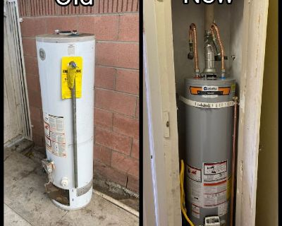 Hot Water Heaters Only Los Angeles