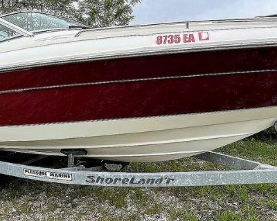 1994 Sea Ray 240 Bow Rider