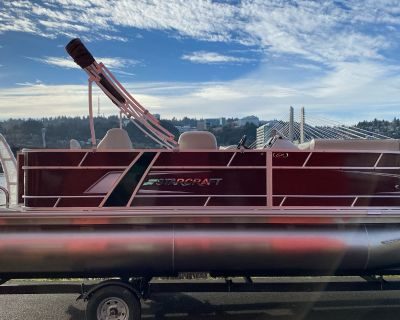 2021 Starcraft EX 20 CF Pontoon Boats Portland, OR
