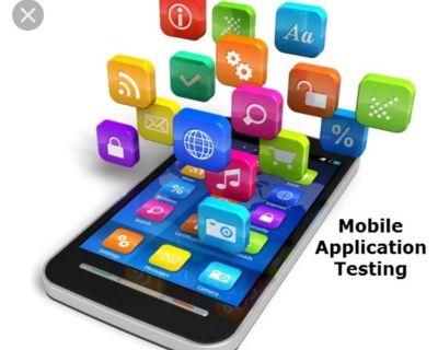 App Testers Needed