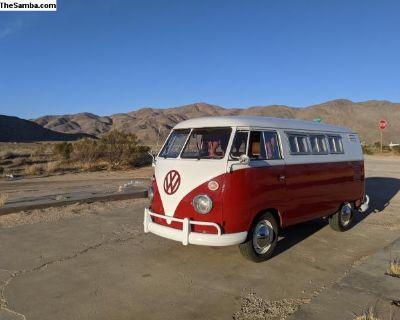 1962 Volkswagen Camper