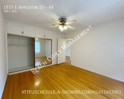 Spacious One Bedroom located in Alamitos Beach!