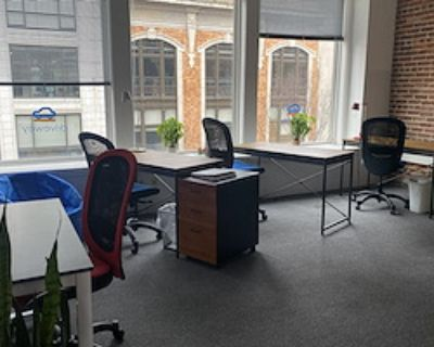 Private Office for 1 at Percolator