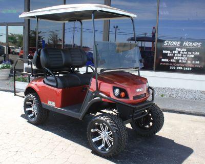 2021 E-Z-GO Express S4 Gas Golf carts Campbellsville, KY