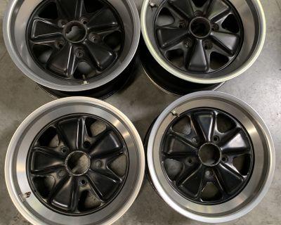 Original FUCHS Wheels (7x16 & 9x16)