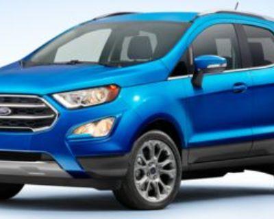Used 2018 Ford EcoSport Titanium