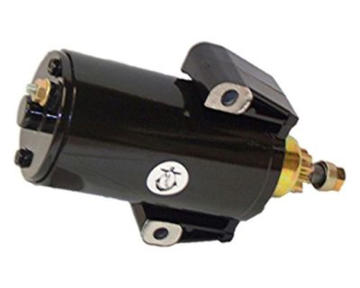 Nib Mercury 6hp-25hp 2cyl Starter Motor 10 Tooth Mes Mes S2043m 50-90983a1