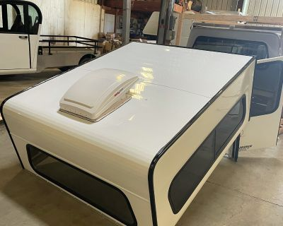 California - For sale, Custom aluminum truck cap/camper shell