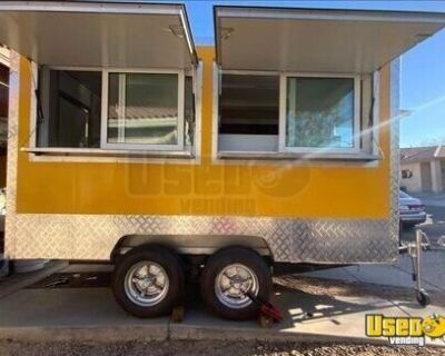 Ready for Business Street Food Concession  + Catering Trailer