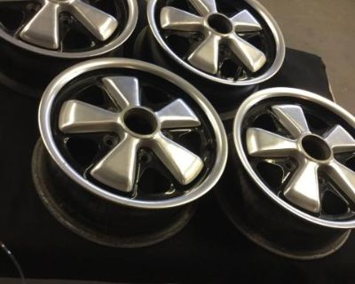 Fuchs Wheels . 5.5 x14