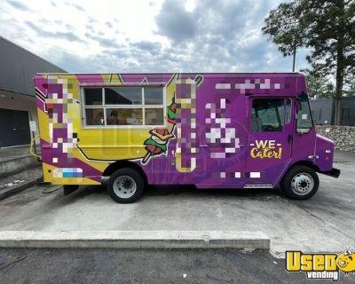 Turnkey 2008 Workhorse 26' Step Van All-Purpose Food Truck