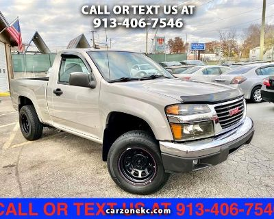 Used 2008 GMC Canyon Work Truck 4WD