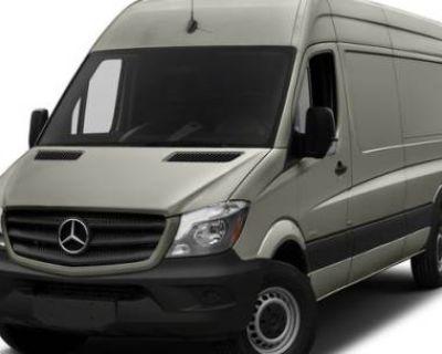 2016 Mercedes-Benz Sprinter Cargo Van 2500