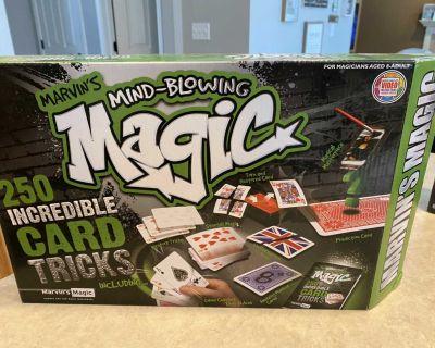 Marvins mind blowing Magic