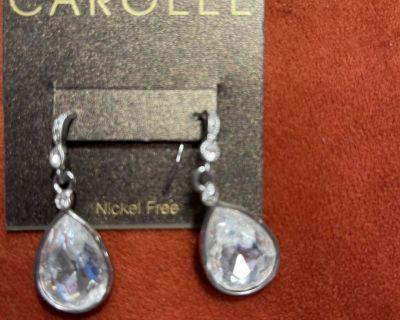 Earrings New in Package