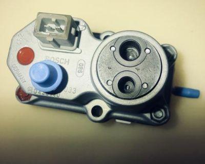 Reman.Bosch/Porsche warm up regulator