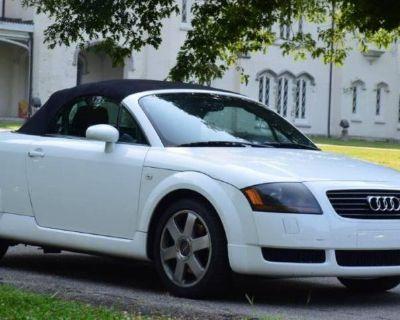 2002 Audi TT 1.8T