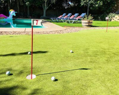 Villa Villeta-paradise for Families! 3 King Beds, Pool, Golf, Pool Table! - La Quinta