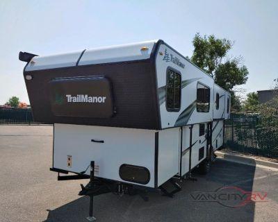 2021 Trailmanor 2922 Series 2922KS