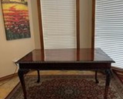 Clawfoot Dining Room Table