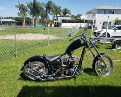 1988 Harley Davidson Shovelhead