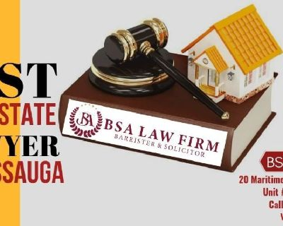 Real Estate Lawyers nearby Mississauga | BSA Law Firm