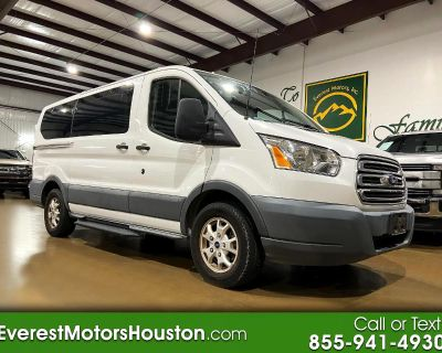 2016 Ford Transit Wagon T-150 XLT LOW ROOF 10 PASSENGER SEAT