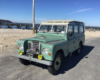Series 109 LHD preferably in the US