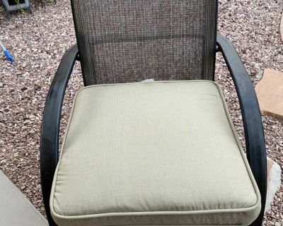 Outdoor Dining Seat Cushions