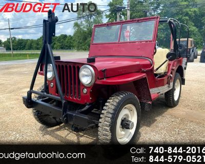 1946 Jeep Willys