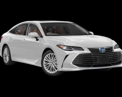 New 2022 Toyota Avalon Hybrid Limited FWD InTransit