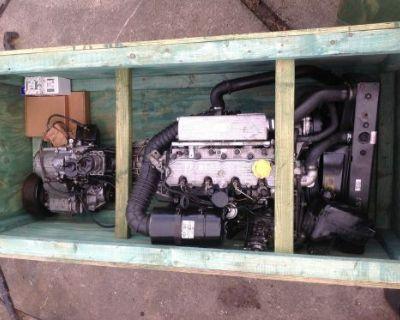 Land Rover Defender 300 Tdi Engine, Trans, & T-case For Sale