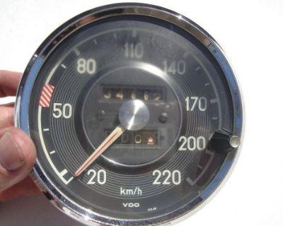 Mercedes 300se 300 Se 111 112 Speedometer 220 Kmh Kph Vdo 0055421406