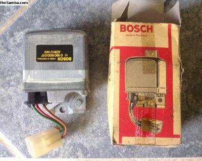 NOS Bosch Voltage Regulator 73-74 Ty 1 & Ghia
