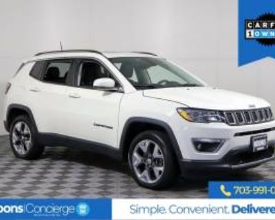 2017 Jeep Compass 2017.5 Limited 4WD
