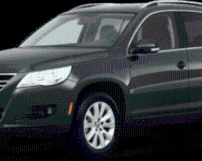 2010 Volkswagen Tiguan SE