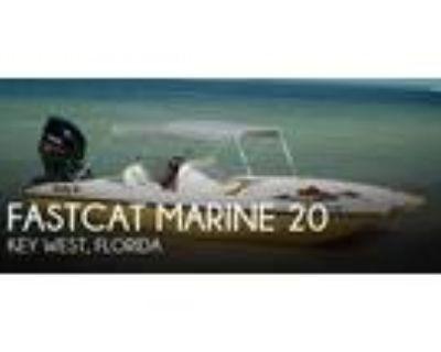 20 foot FastCat Marine 20