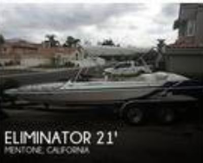 20 foot Eliminator 20