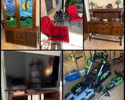 ~Incredible NRH Estate Sale! More info coming soon!