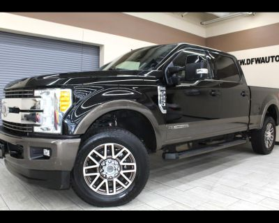 Used 2017 Ford F-250 SD King Ranch Crew Cab 4WD