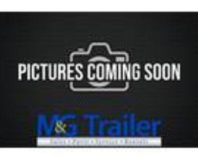 2021 Wells Cargo 7x16 Tandem Axle Cargo Trailer - BLAC