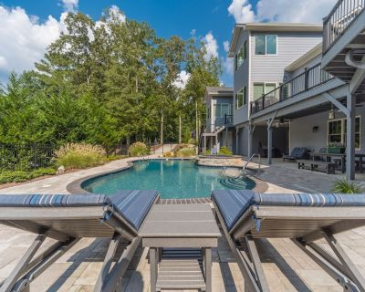 Allatoona Lakeside Terrace Apartment - Woodstock