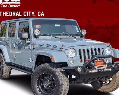 2015 Jeep Wrangler Rubicon