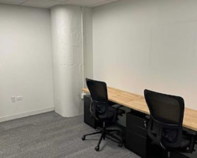 Private Office for 3 at RapidOffices