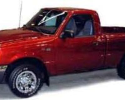 2002 Ford Ranger Edge Plus Supercab 4-Door 3.0L RWD