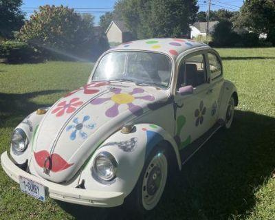 1968 VW Beetle Art Car