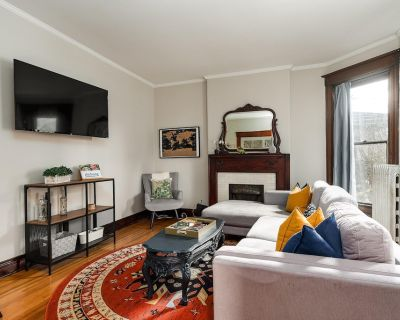 The Baxter House! Sleeps 12! 7 beds / 2.5 bath - WALK EVERYWHERE IN THE HIGHLANDS - Cherokee Triangle