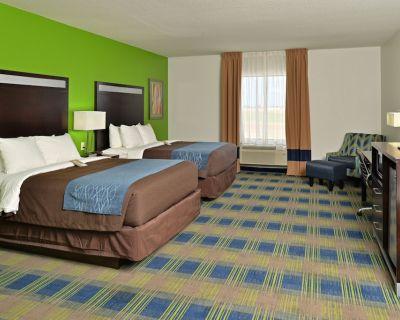 Comfort Inn & Suites Victoria North - Victoria County