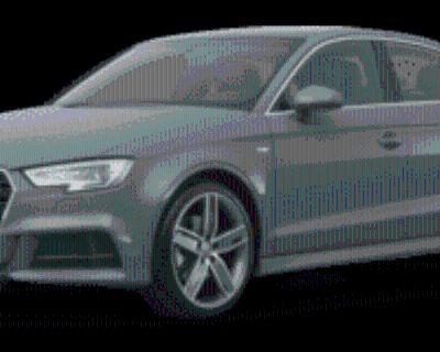 2017 Audi A3 Premium Plus