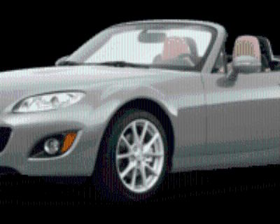 2011 Mazda MX-5 Miata Grand Touring PRHT
